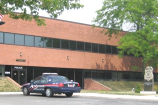 Amherst Police Headquarters photo