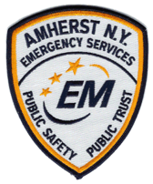 Emergency Services Patch graphic