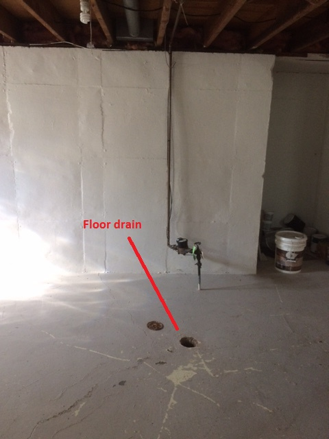 Flood Drain Example graphic