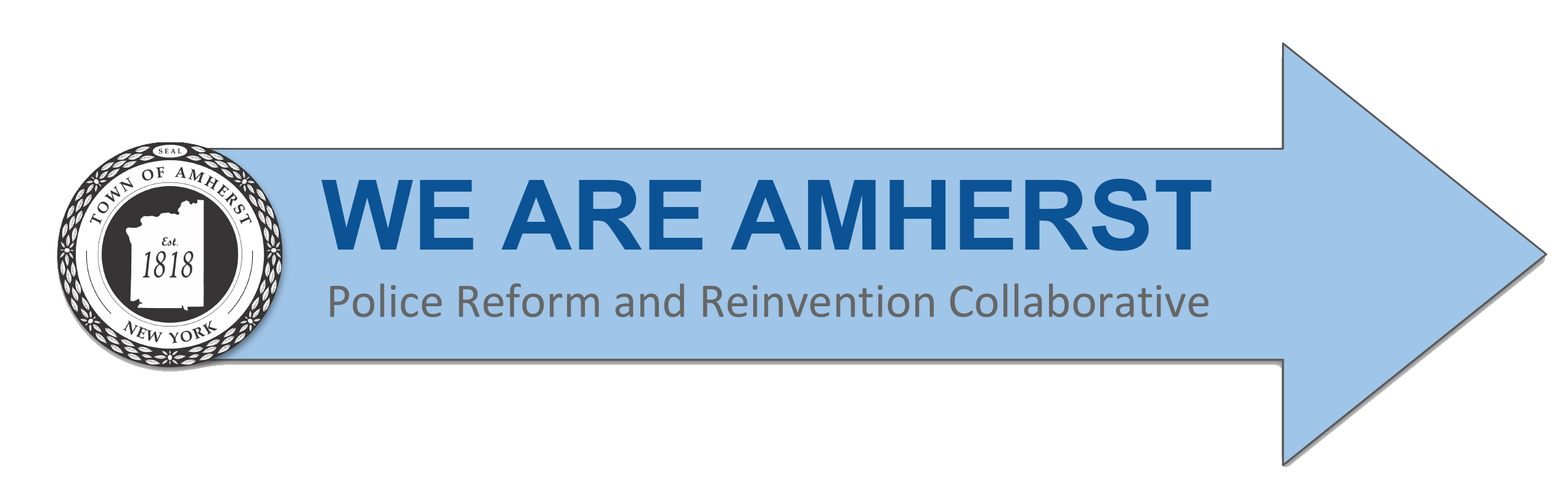 we are amherst - police reform and reinvention collaborative