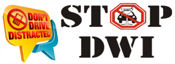 Stop DWI graphic