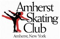 Amherst Skating Club Logo graphic
