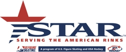 STAR: Serving The American Rinks Logo graphic