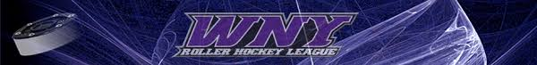 Western New York Roller Hockey Logo graphic